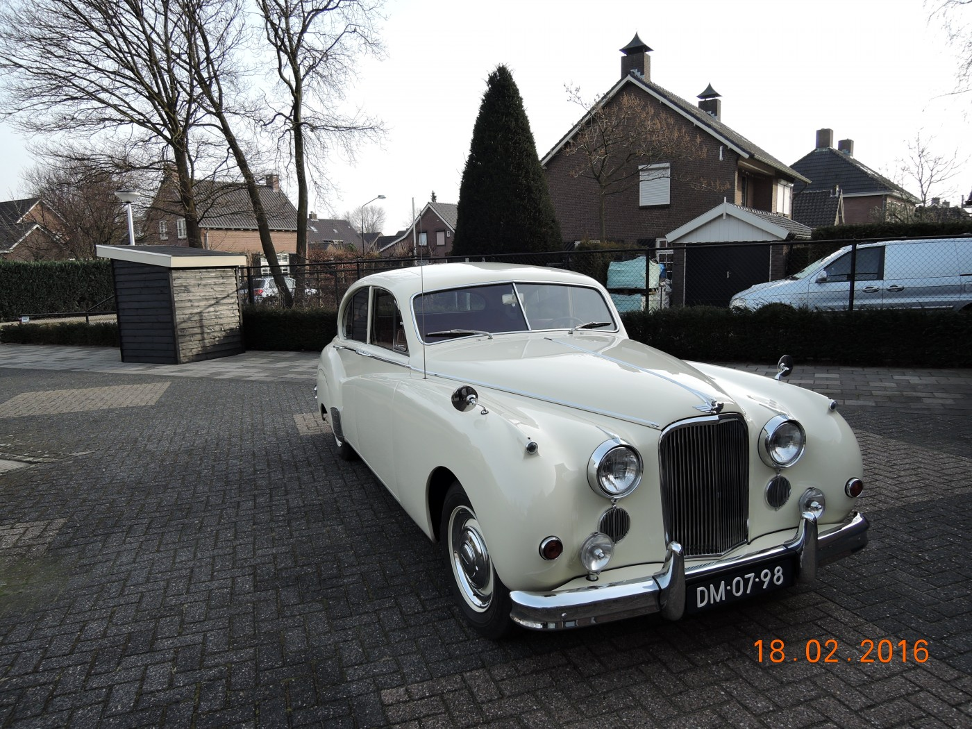 Jaguar mark 7
