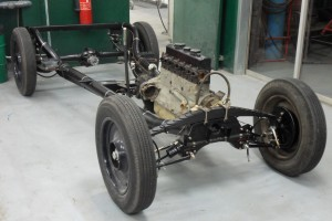 BMW 315 chassis